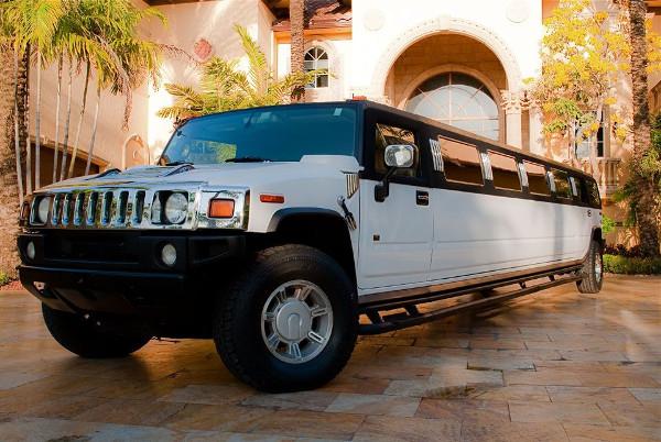 Hummer limo rental