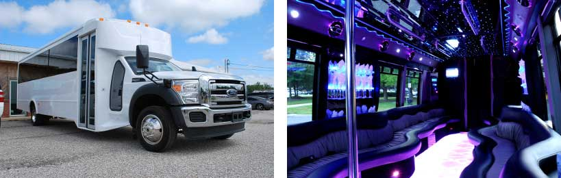 party bus Cleveland Heights