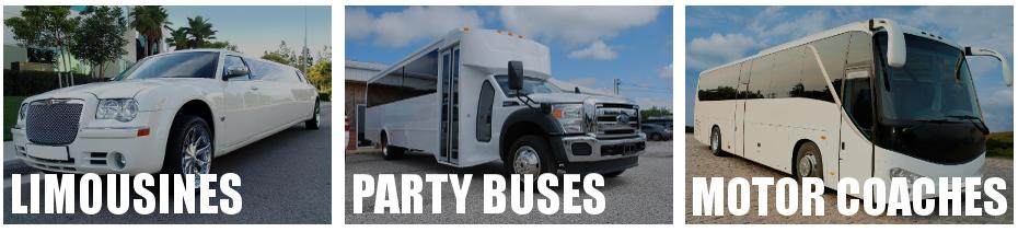 party bus limo rental cincinnati