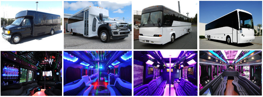party buses ohio