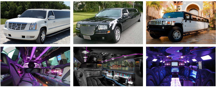 wedding limo transportation