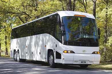 charter bus company cincinnati