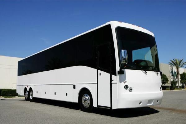 40 passenger charter bus rental Akron
