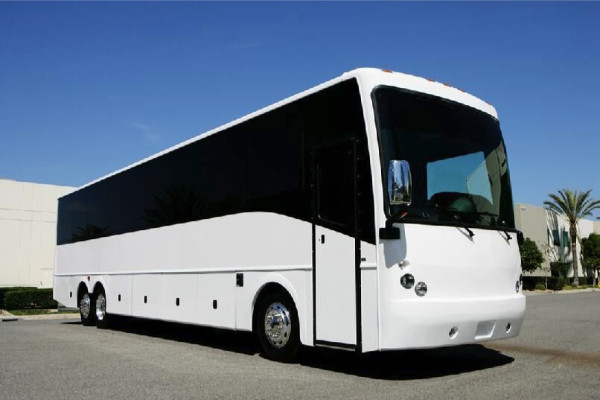 40 passenger charter bus rental Lakewood