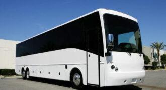 40 passenger charter bus rental Newark
