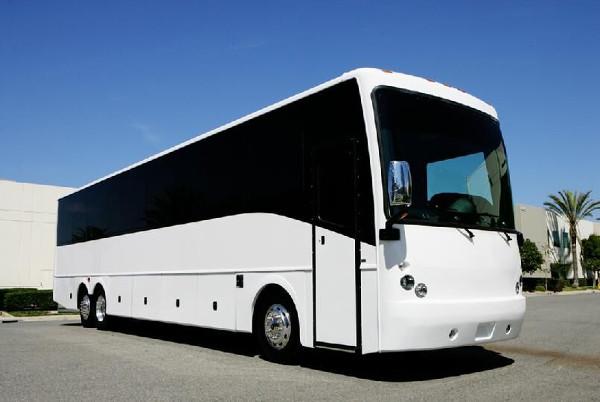 Cincinnati 50 Passenger Charter Bus