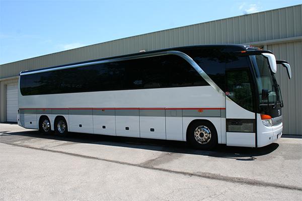Cincinnati 56 Passenger Charter Bus